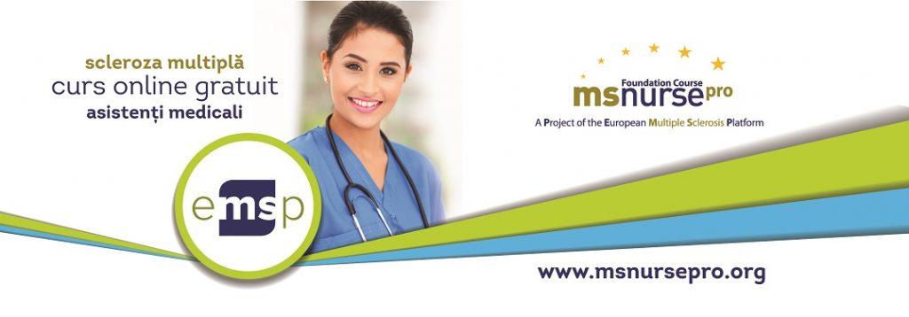 Lansare MSNursePRO Romania